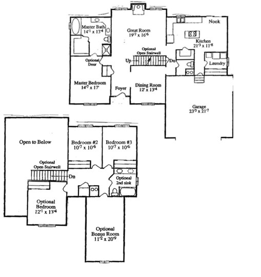Build your dream home for 2 bedroom house plans with bonus room